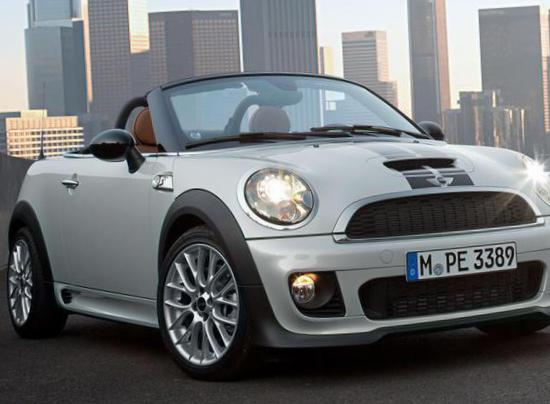 MINI Cooper Roadster approved suv