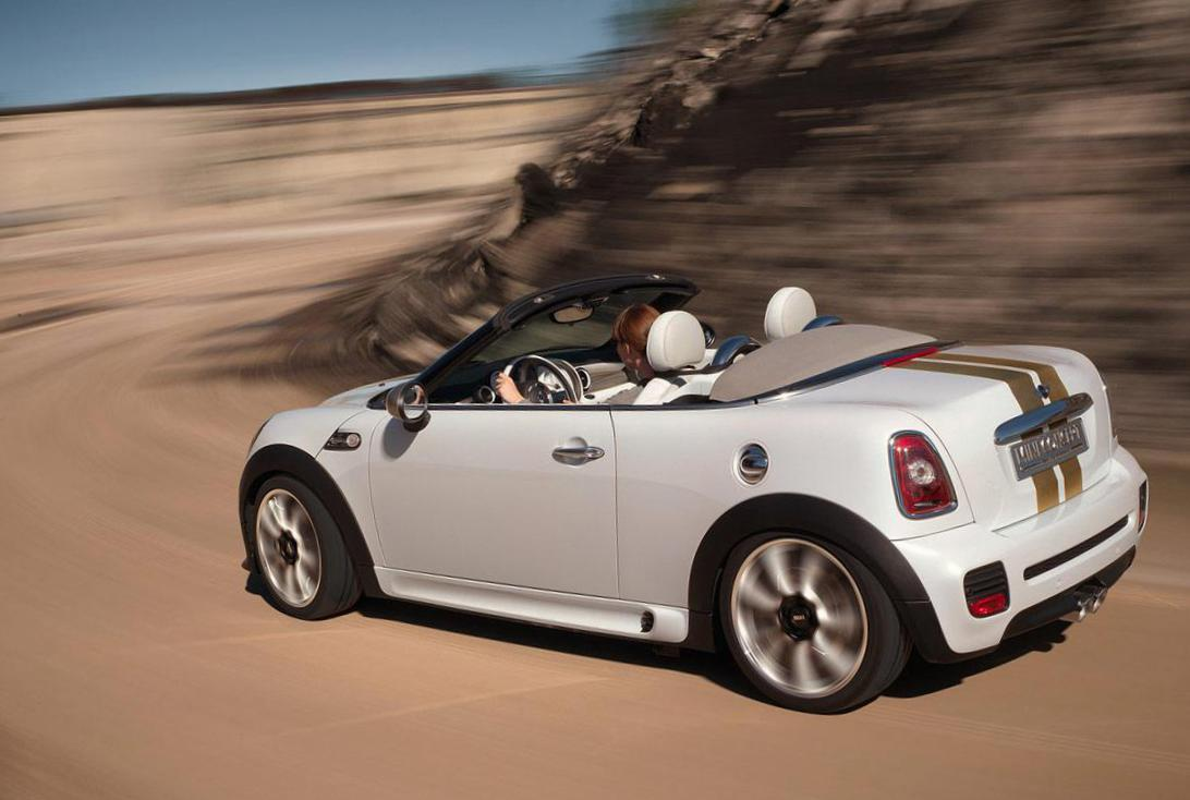 MINI Cooper Roadster lease suv