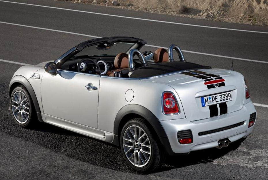 MINI Cooper Roadster Specification 2013