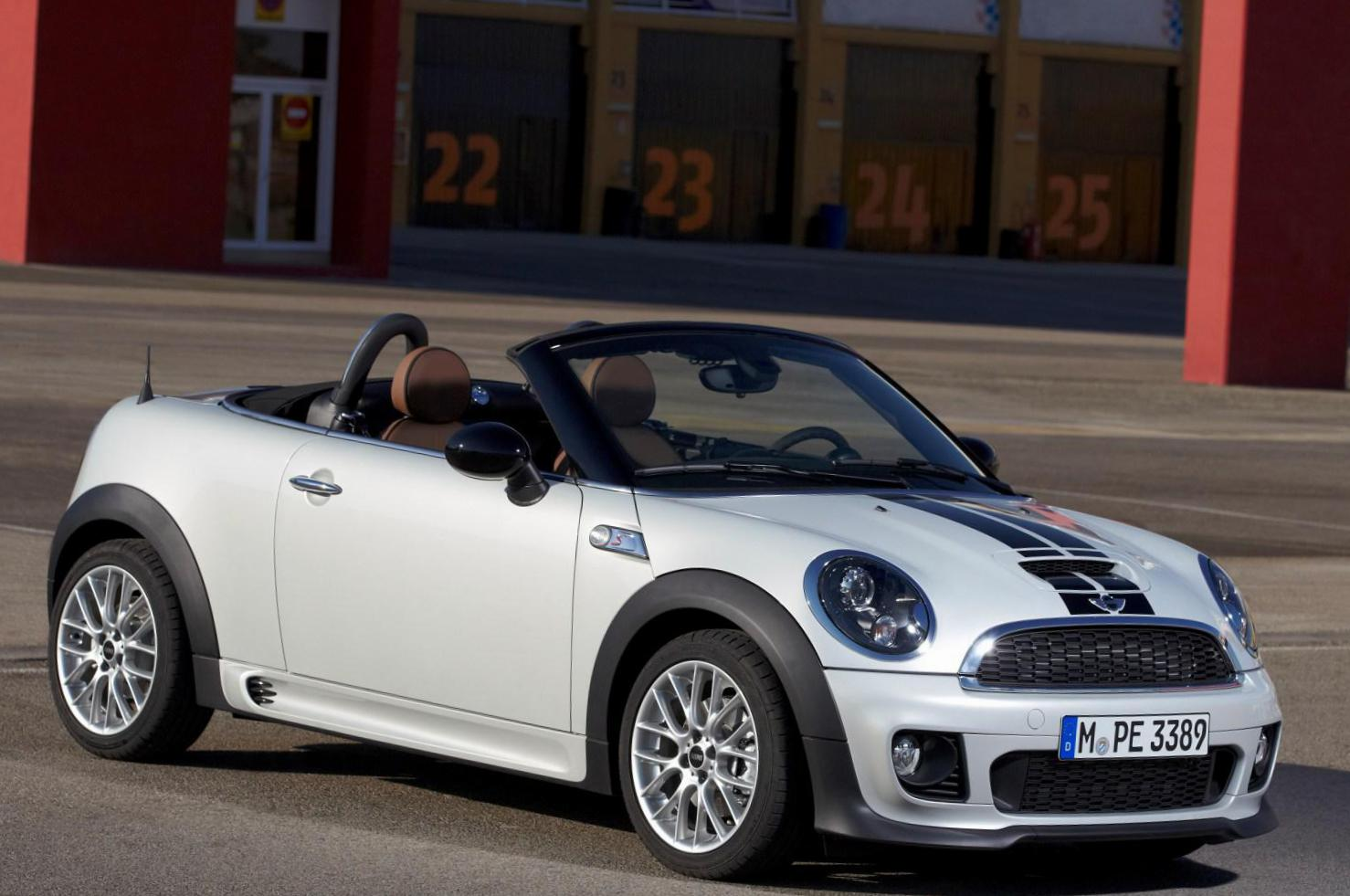 MINI Cooper Roadster used 2010