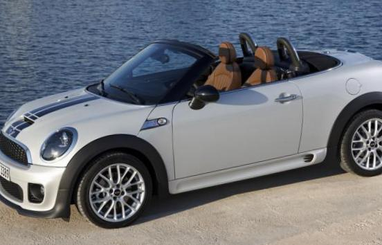Cooper S Roadster MINI lease sedan