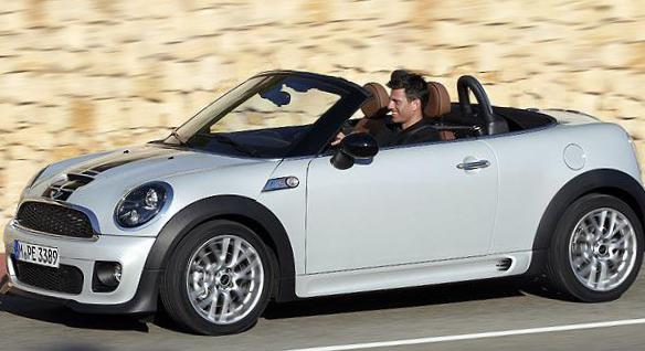 Cooper S Roadster MINI usa 2011