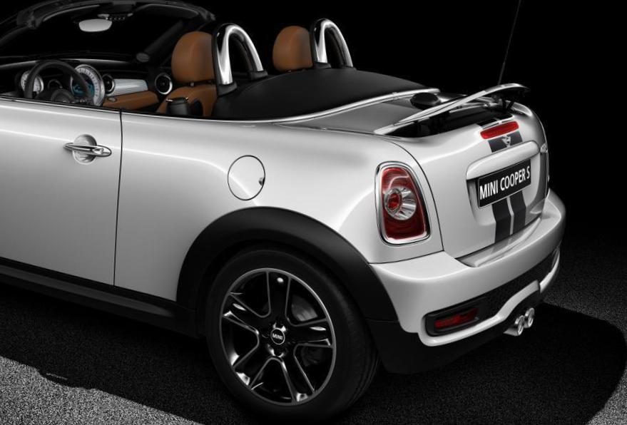 MINI Cooper S Roadster how mach suv