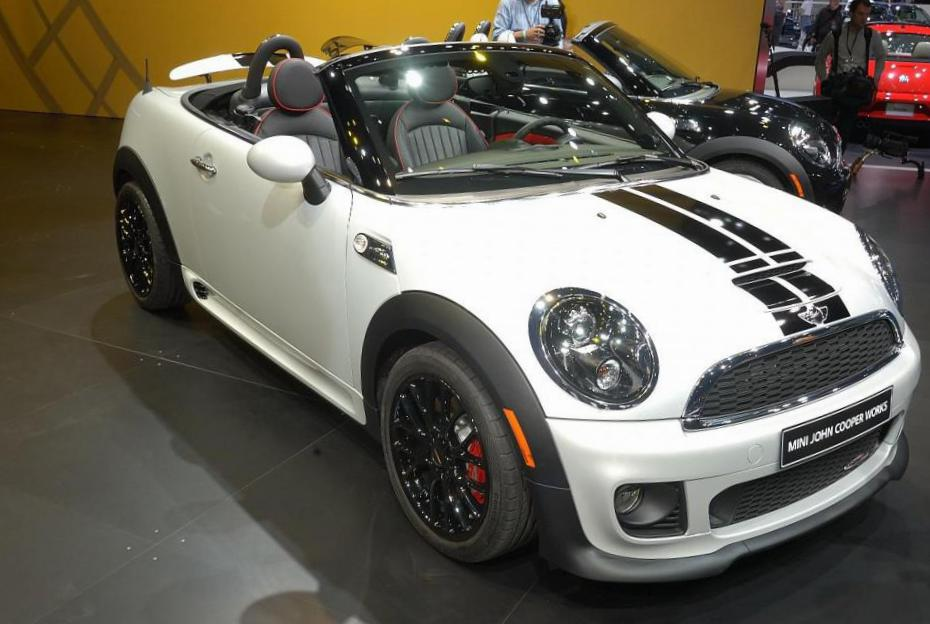 MINI John Cooper Works Roadster usa 2012