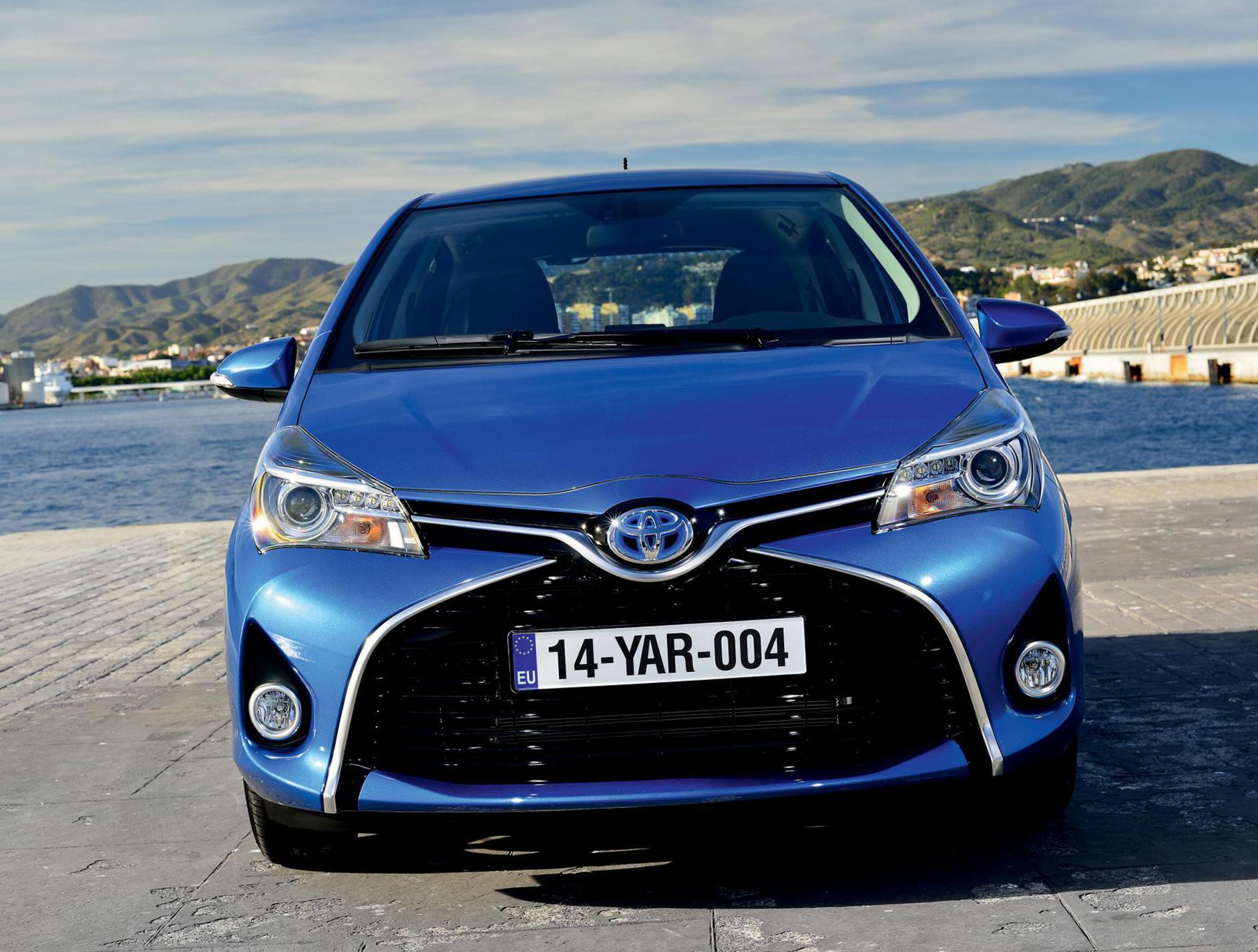 Yaris Hybrid Toyota Usa