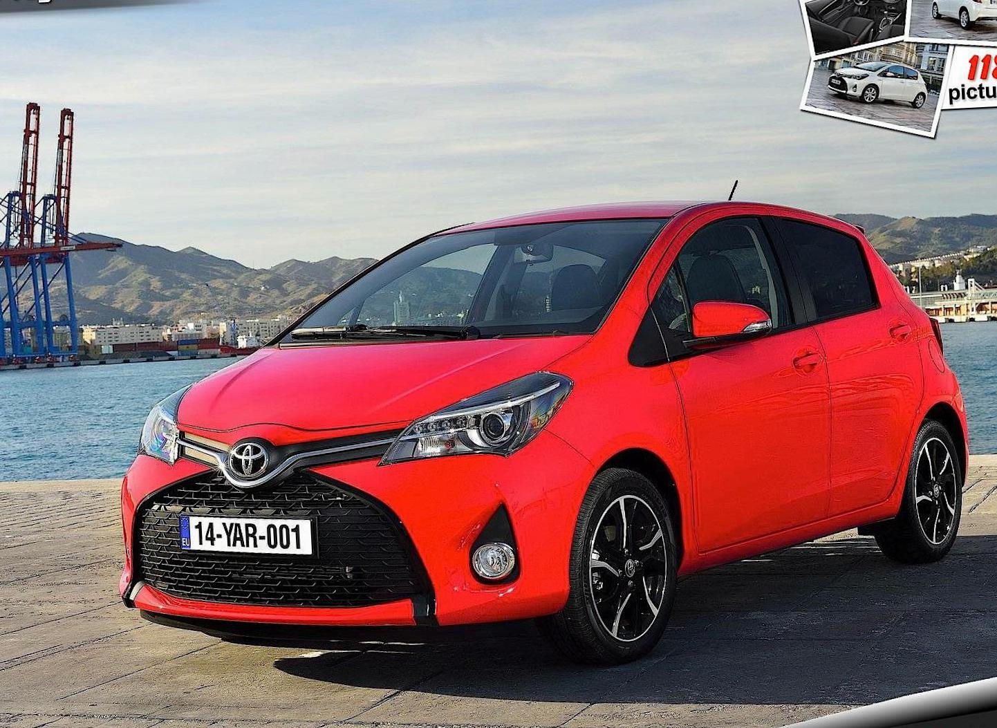 Yaris 5 doors Toyota Specification 2013