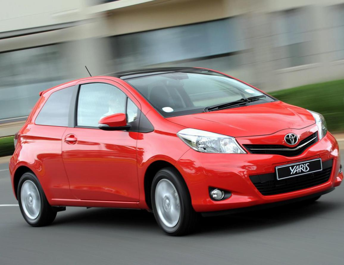 Toyota Yaris 3 doors Specifications hatchback