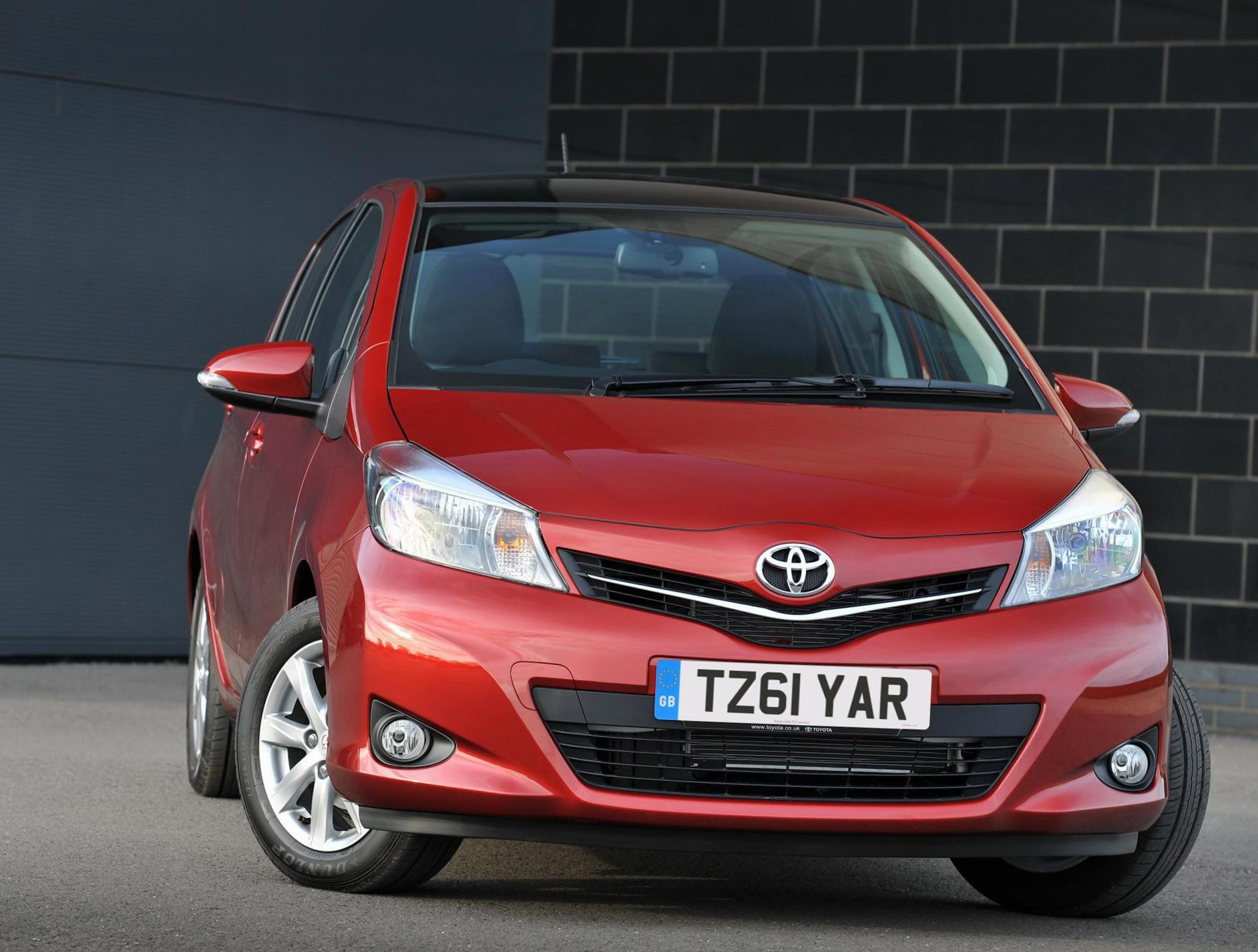 Toyota Yaris 5 doors prices hatchback