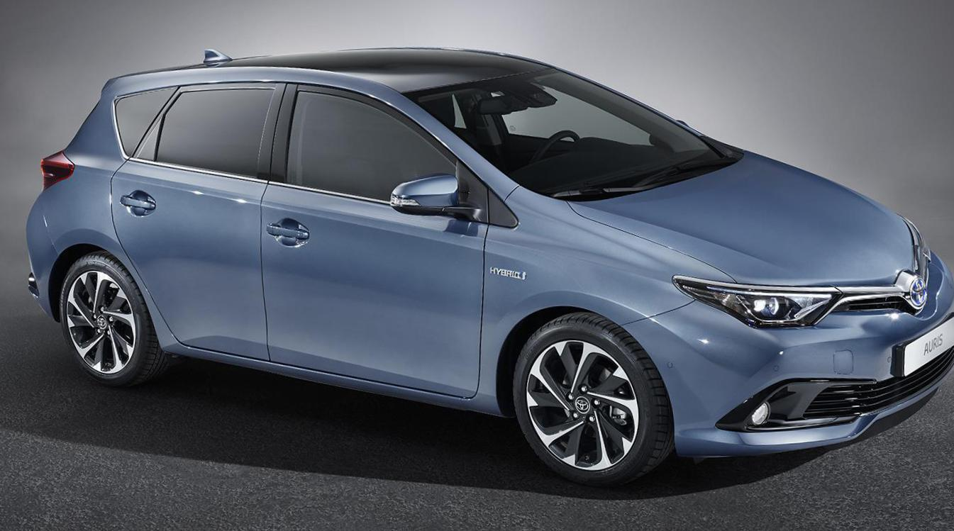 Toyota Auris usa 2014
