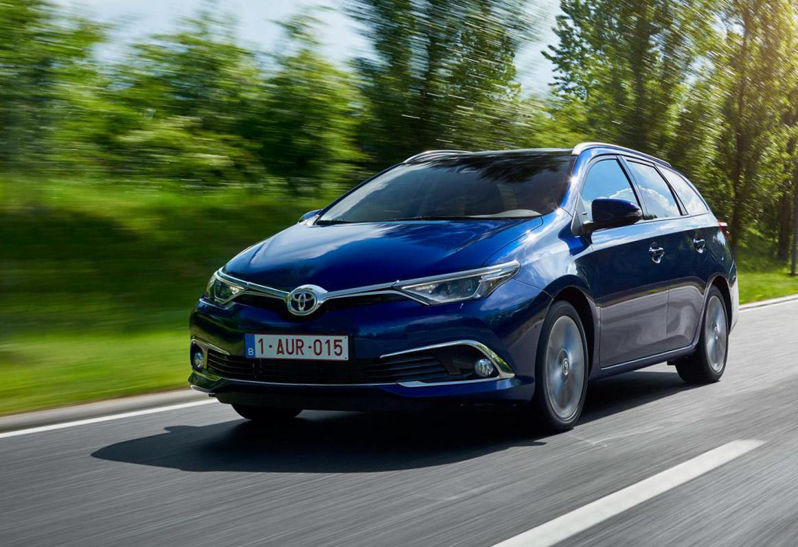 Auris Touring Sports Toyota how mach hatchback