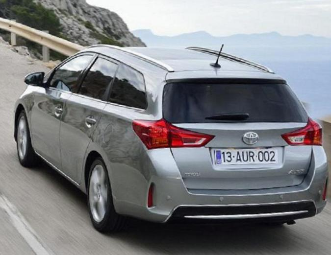 Auris Touring Sports Toyota lease 2013