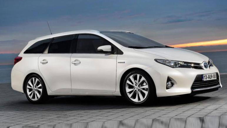 Toyota Auris Touring Sports model 2012