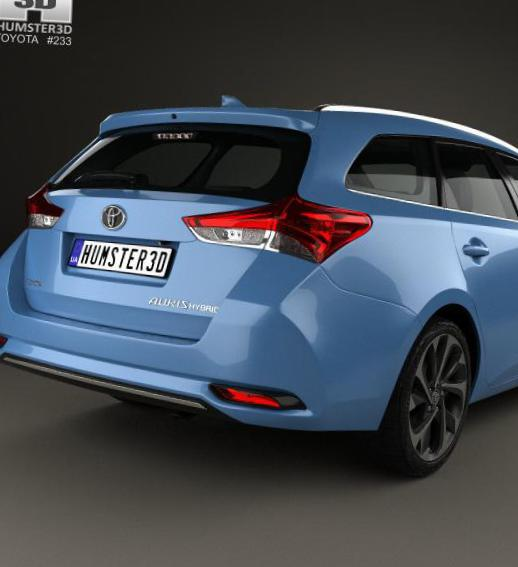 Toyota Auris Touring Sports Hybrid for sale 2014
