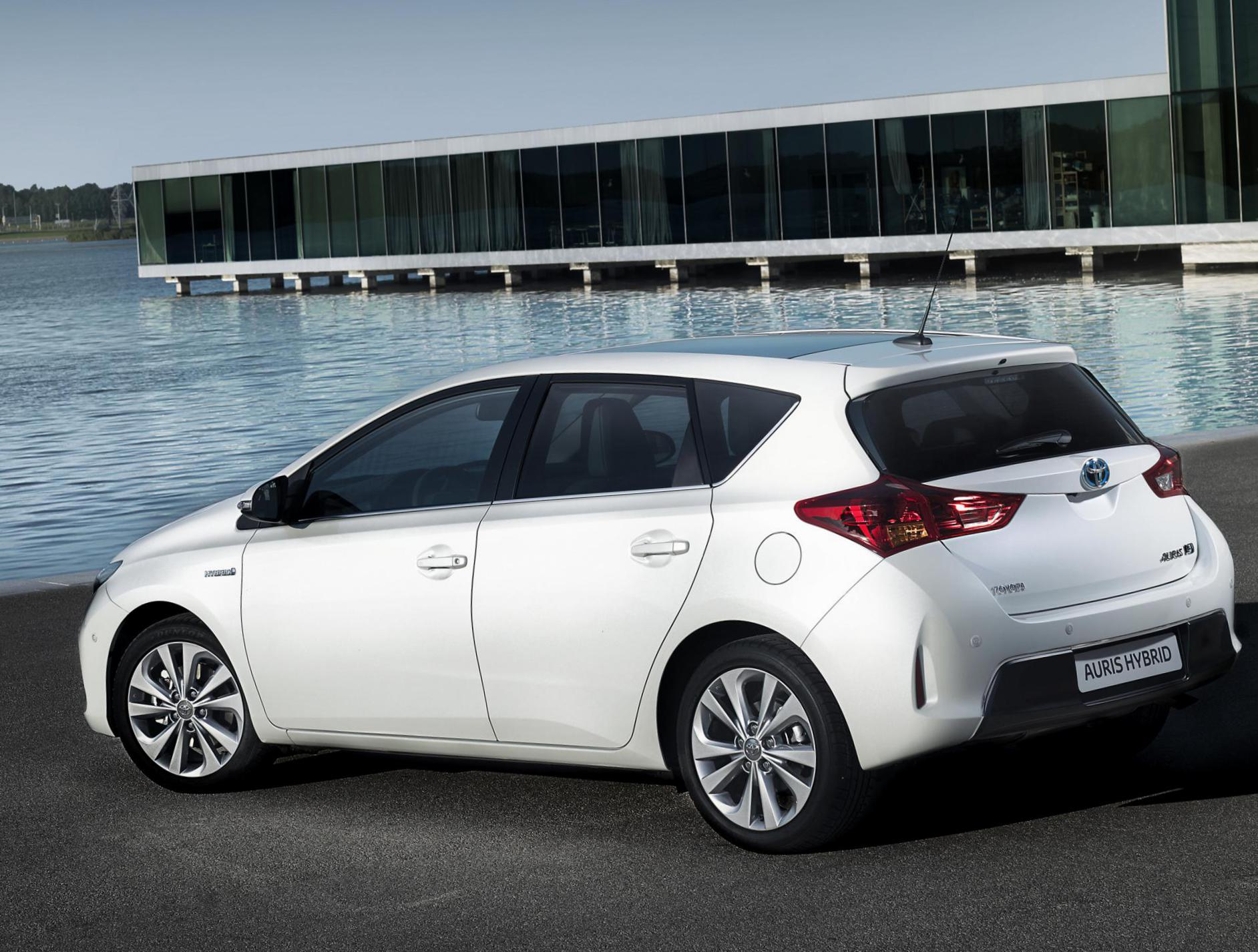 Auris Toyota models 2014