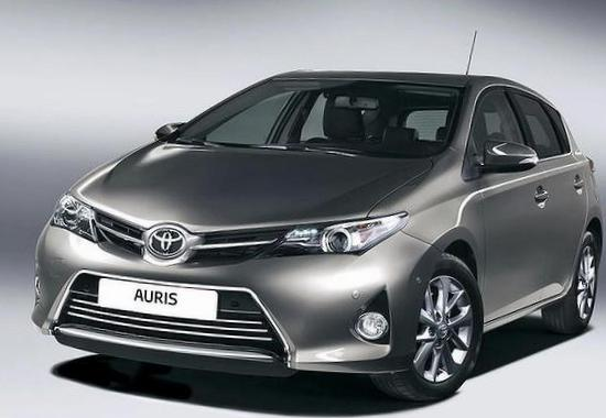Toyota Auris prices 2008