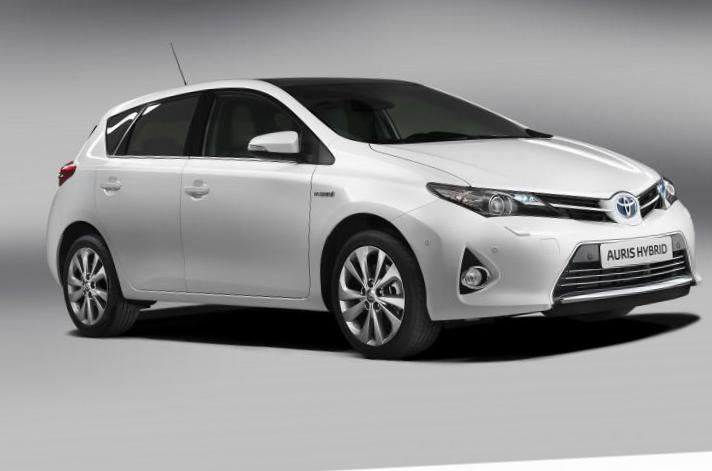 Toyota Auris Specification 2013