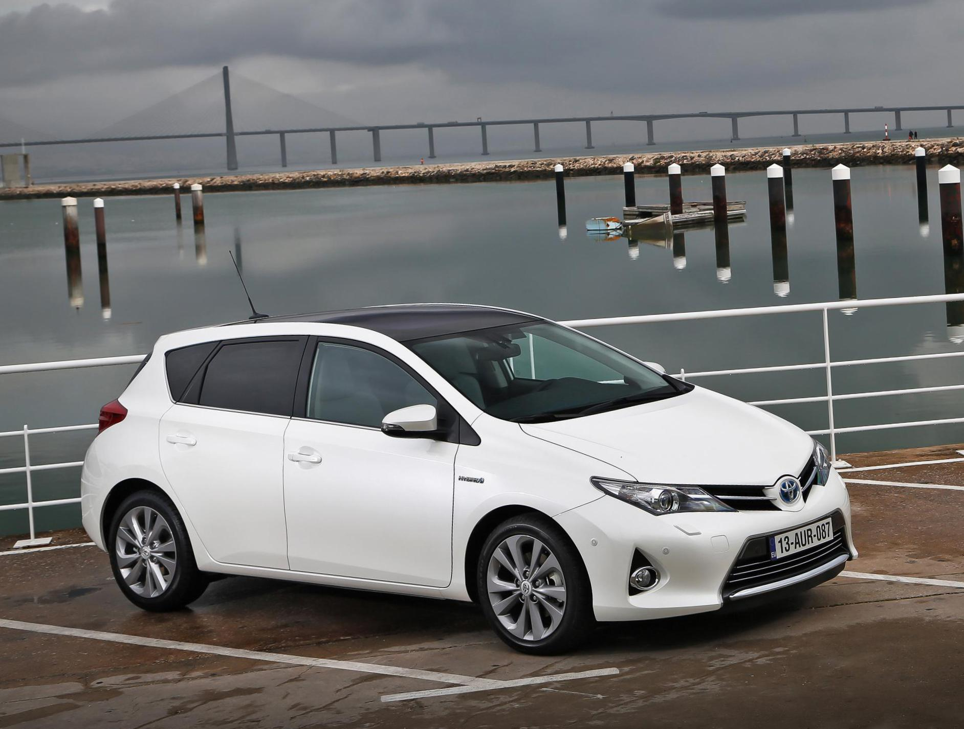Toyota Auris Specifications 2008