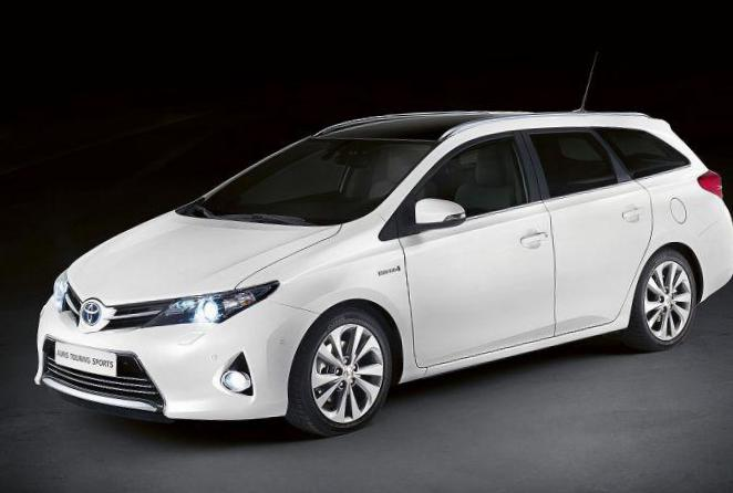 Auris Touring Sports Toyota prices 2015