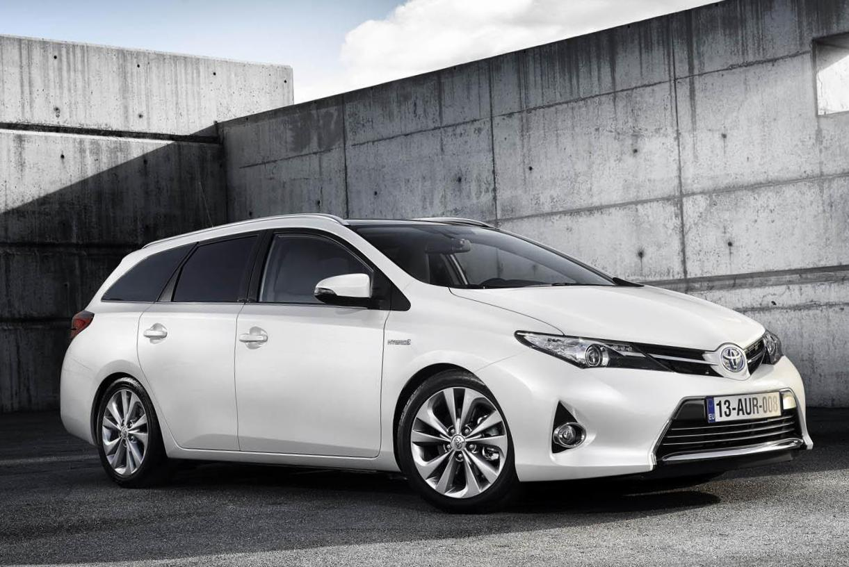 Auris Touring Sports Toyota Specification 2013