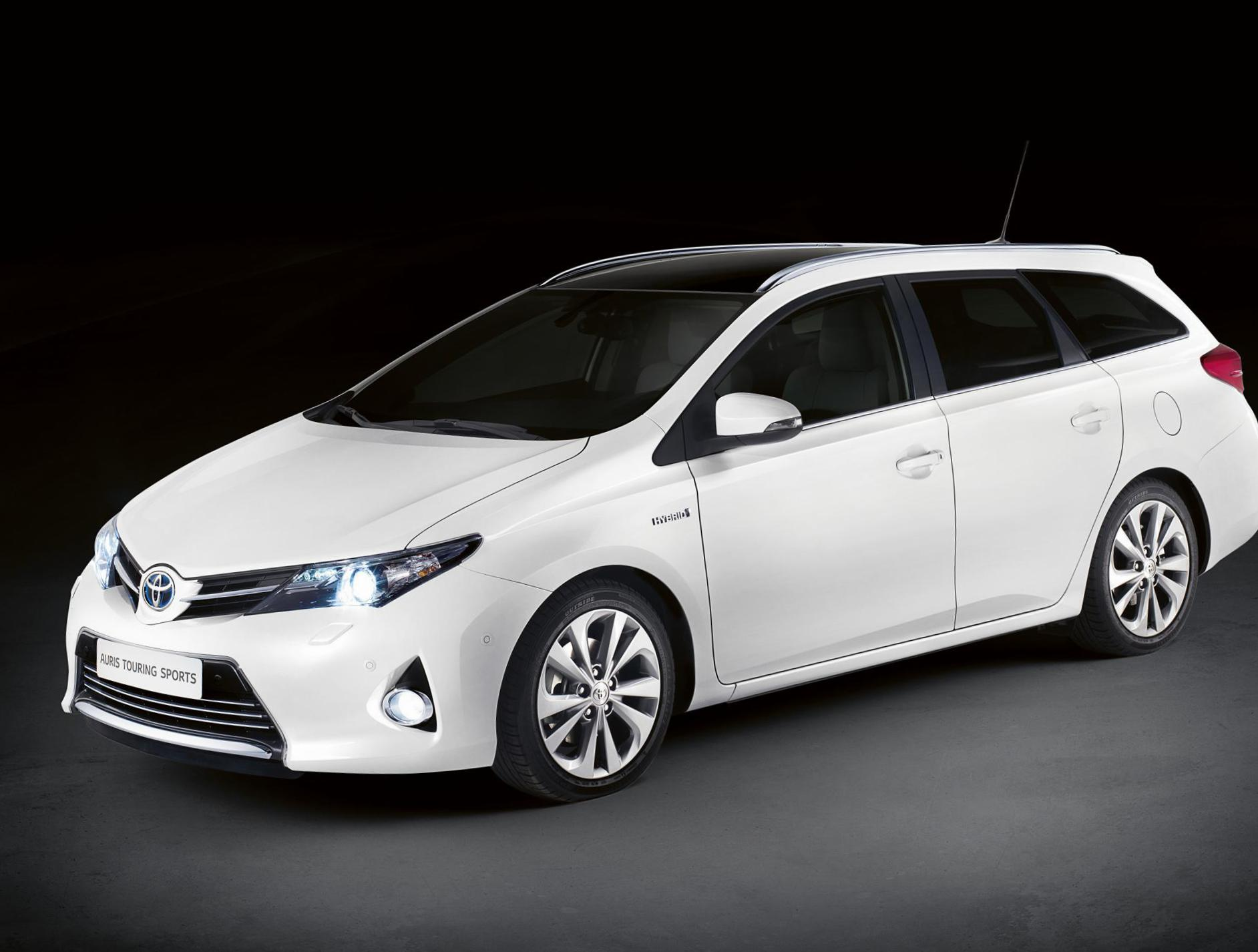 Auris Touring Sports Hybrid Toyota Specification wagon