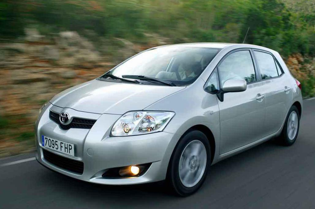 Auris Toyota Specification wagon