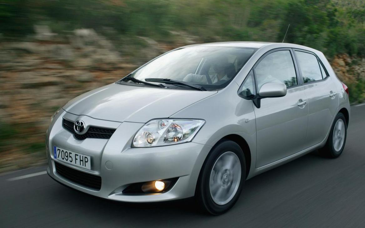 Auris Toyota approved suv