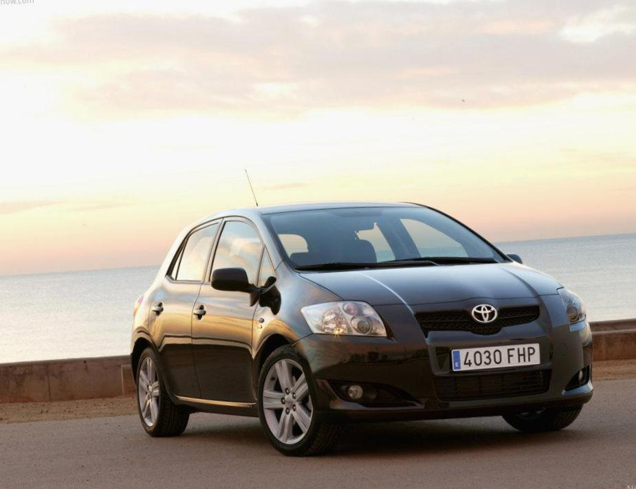 Toyota Auris for sale 2005
