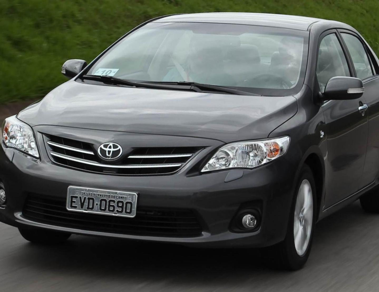 Toyota Corolla Spec 2012