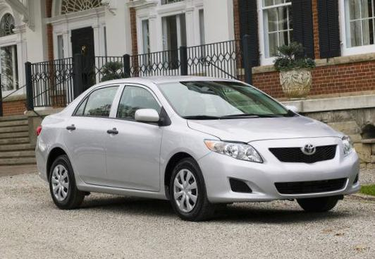 Corolla Toyota for sale 2007