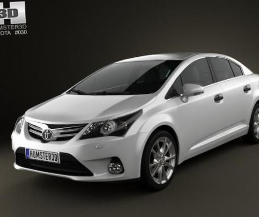 Toyota Avensis Specifications 2007