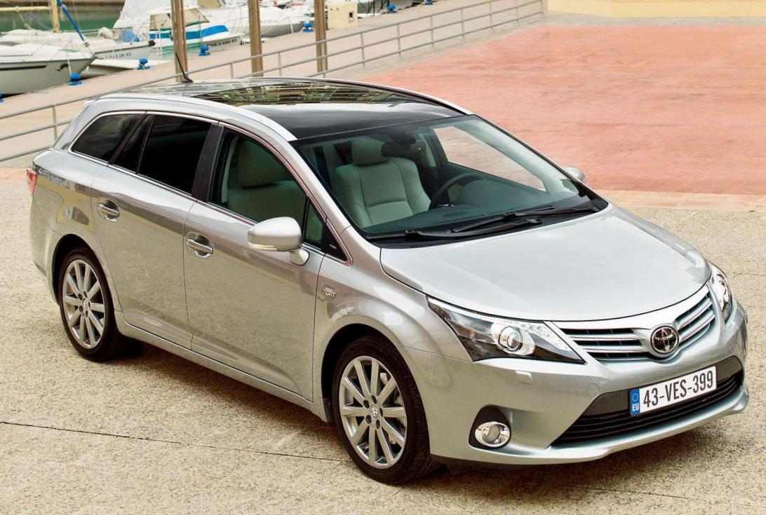 Toyota Avensis Wagon Specifications hatchback