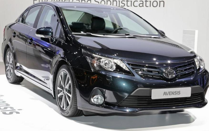 Avensis Toyota used 2012