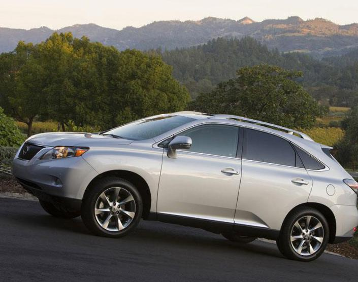 Lexus RX 350 Specifications suv