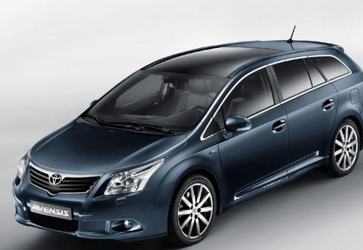 Avensis Wagon Toyota new cabriolet