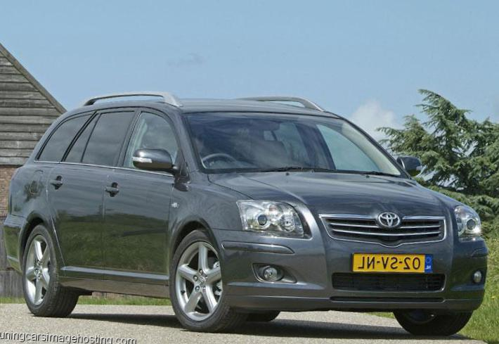 Avensis Wagon Toyota prices 2012