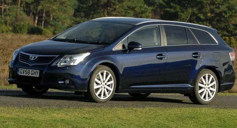 Toyota Avensis reviews coupe
