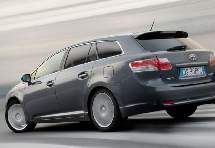Avensis Wagon Toyota lease sedan