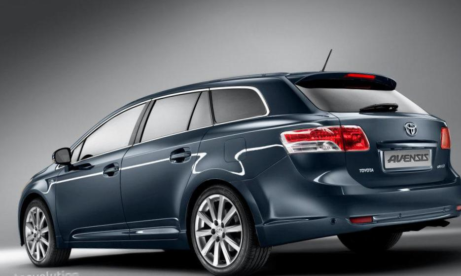 Avensis Wagon Toyota parts 2014