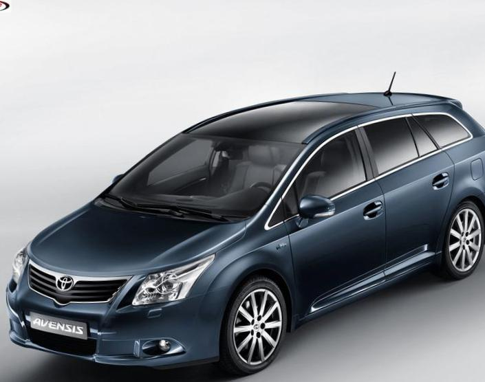 Avensis Wagon Toyota Specification 2012