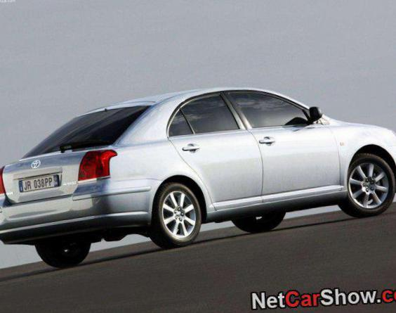 Avensis Toyota reviews 2007
