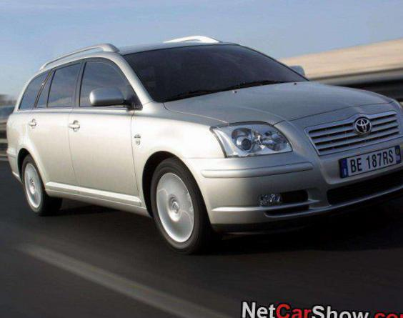 Toyota Avensis new hatchback