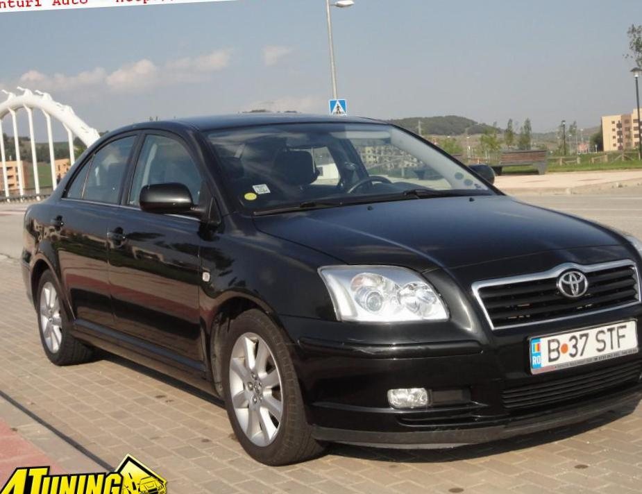 Toyota Avensis parts 2012
