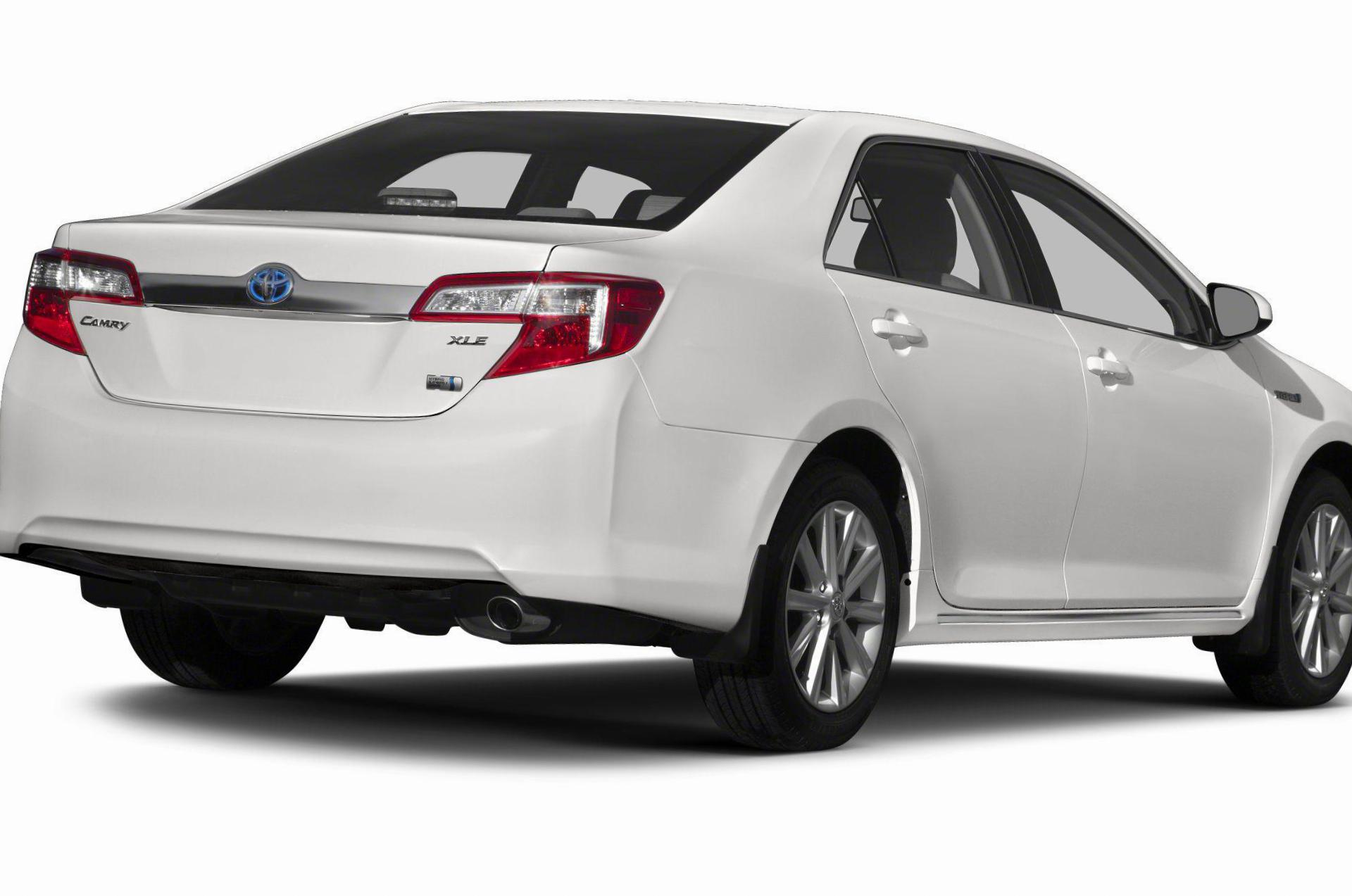 Camry Toyota Specification 2015