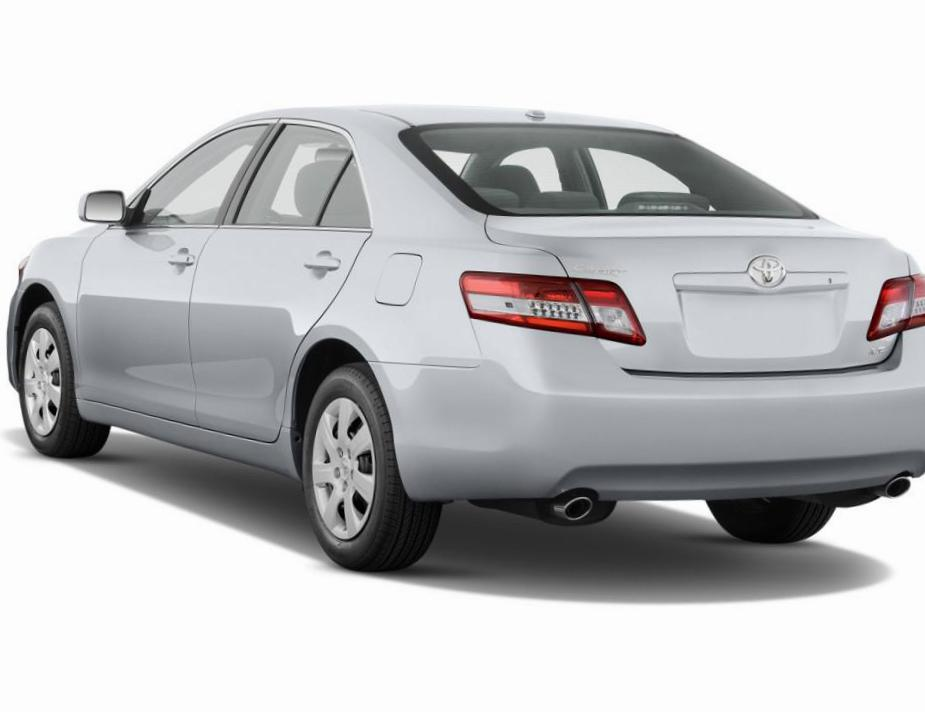 Toyota Camry approved 2012