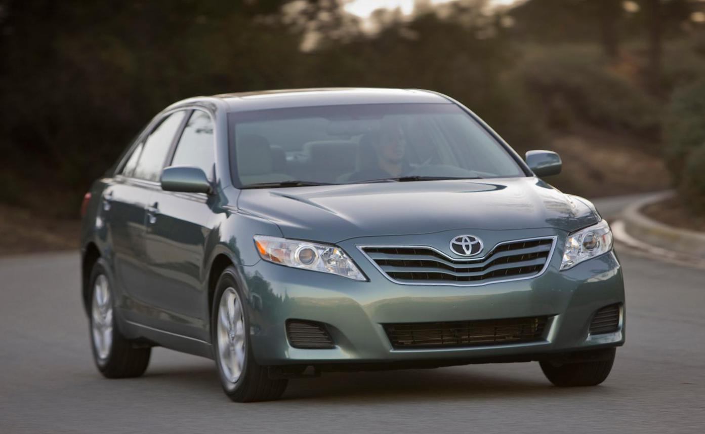Toyota Camry how mach 2015