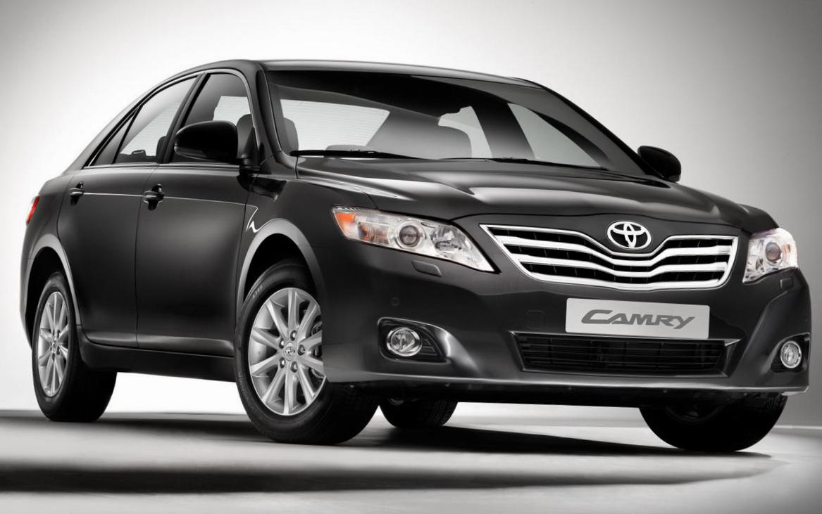 Toyota Camry model 2014