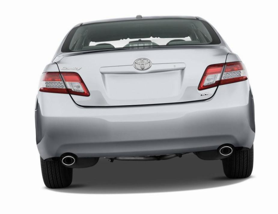 Toyota Camry parts 2010