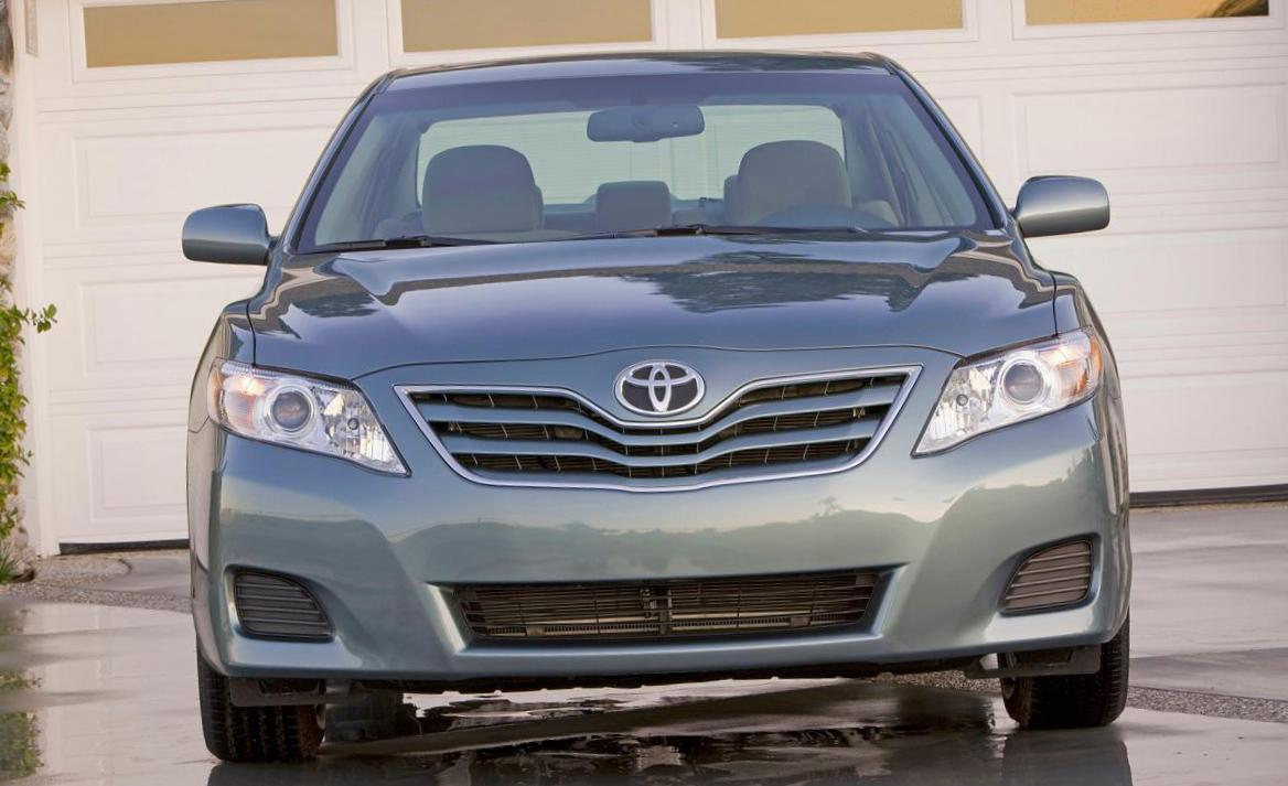 Toyota Camry review coupe