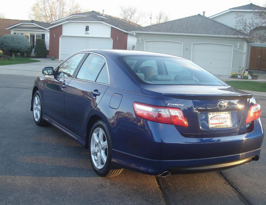 Camry Toyota sale 2010