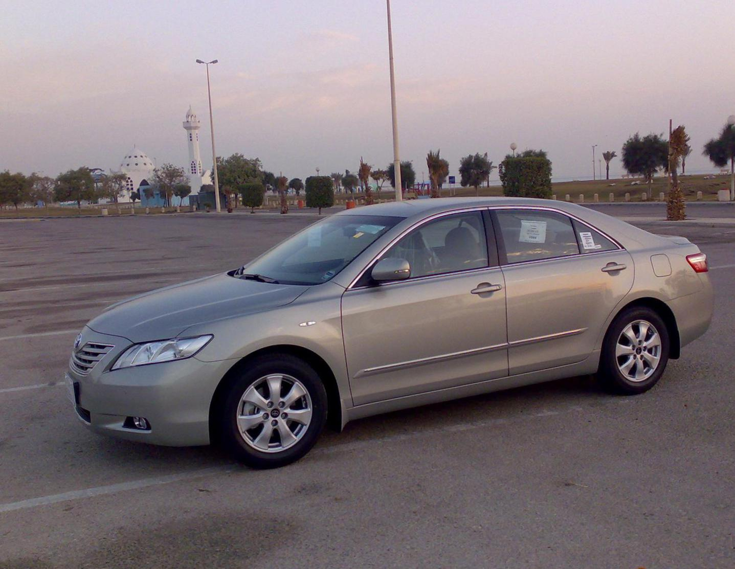 Toyota Camry prices 2010